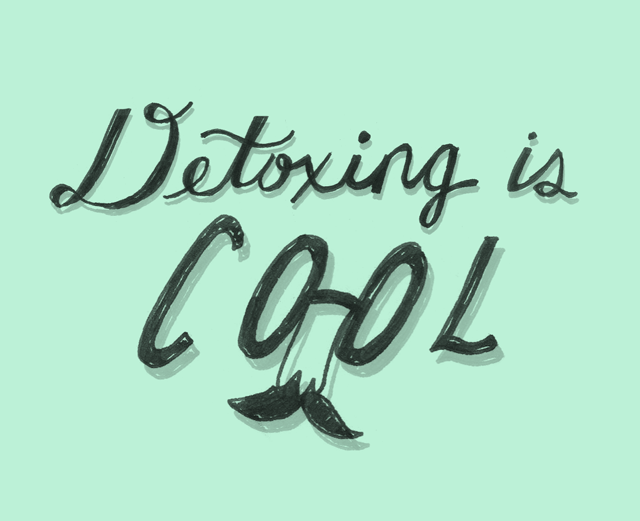 detoxing-is-cool